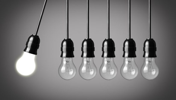light bulb leadership